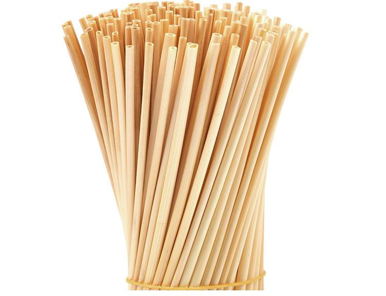 Biodegradable compostable straws